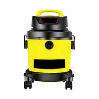 Multifunction Vacuum cleaner handheld aspirator Dust Collector powerful suction Bucket type Wet dry cleaning machine brush