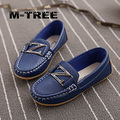 Spring Kids Shoes PU Leather Boys Loafers Children Slip On Shoes Casual Breathable Shoes Girls Mocassins Flat Shoes