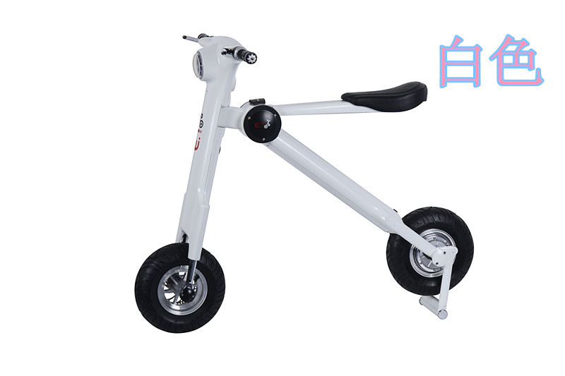 Product Information Name Folding Electric Two Wheeled Bicycle
