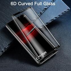 На Алиэкспресс купить стекло для смартфона 6d curved full cover tempered glass for lg v50 glass screen protector for lg v50 thinq protector glass for lg v50 5g film guard