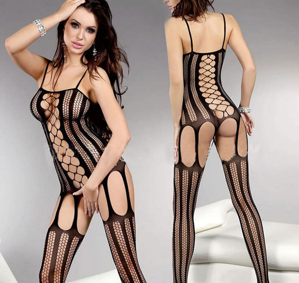 Join. lingerie fishnet bodystocking sex with you