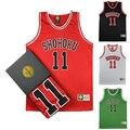 Slam Dunk SHOHOKU 11Rukawa Basketball clothing vest Free shipping cosplay