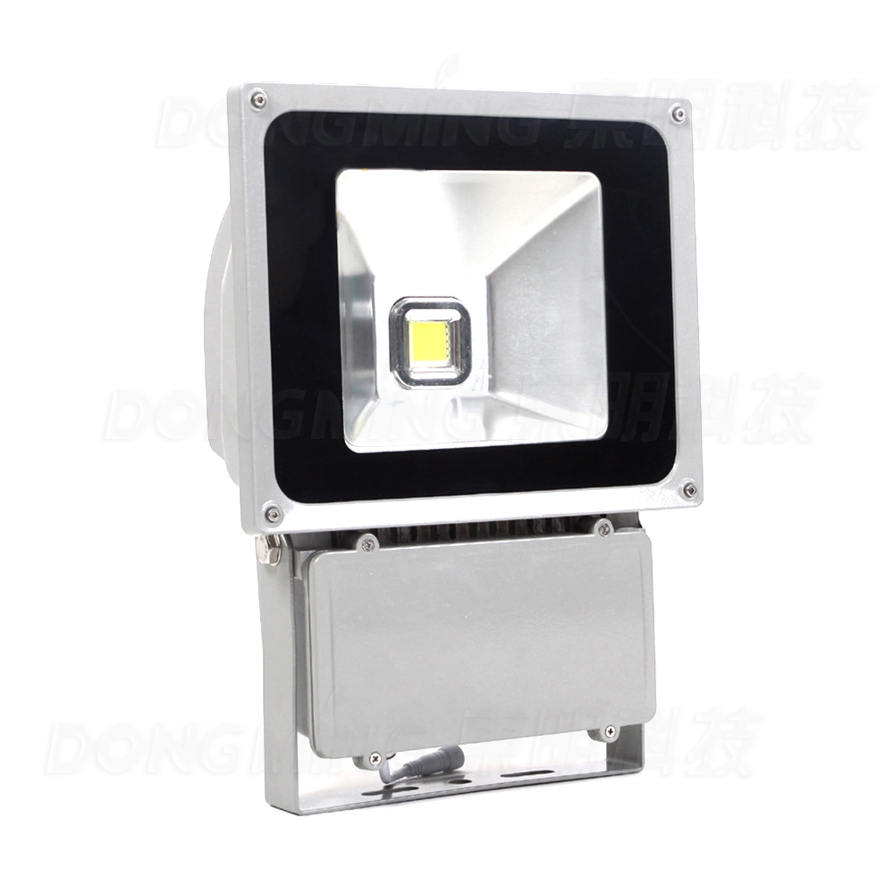 FreeShipping led flood light outdoor lighting 80W refletor led Floodlight Waterproof spotlight spot light 110-240v ultrathin led flood light 100w 70w white ac85 265v waterproof ip66 floodlight spotlight outdoor lighting projector freeshipping