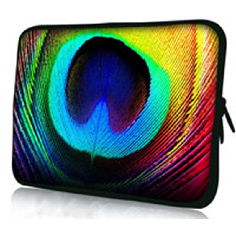 7 10 11.6 13.3 14 15 15.6 17 Neoprene Laptop bags Notebook case for Macbook Air Pro Ultrabook Laptop Sleeve Carrying Women Men