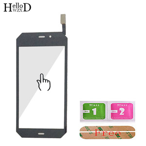 Image 2 - 4.7 Mobile Phone Touch Screen For Cat S50 Touch Screen Glass Digitizer Panel Front Glass Sensor TouchScreen Tools Adhesive