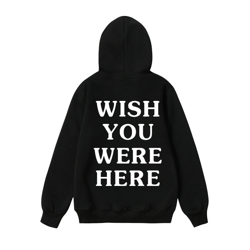 36ed6a09e71a Details about Travis Scott Astroworld WISH YOU WERE HERE Unisex Pullover  Hoodie and Sweatshirt