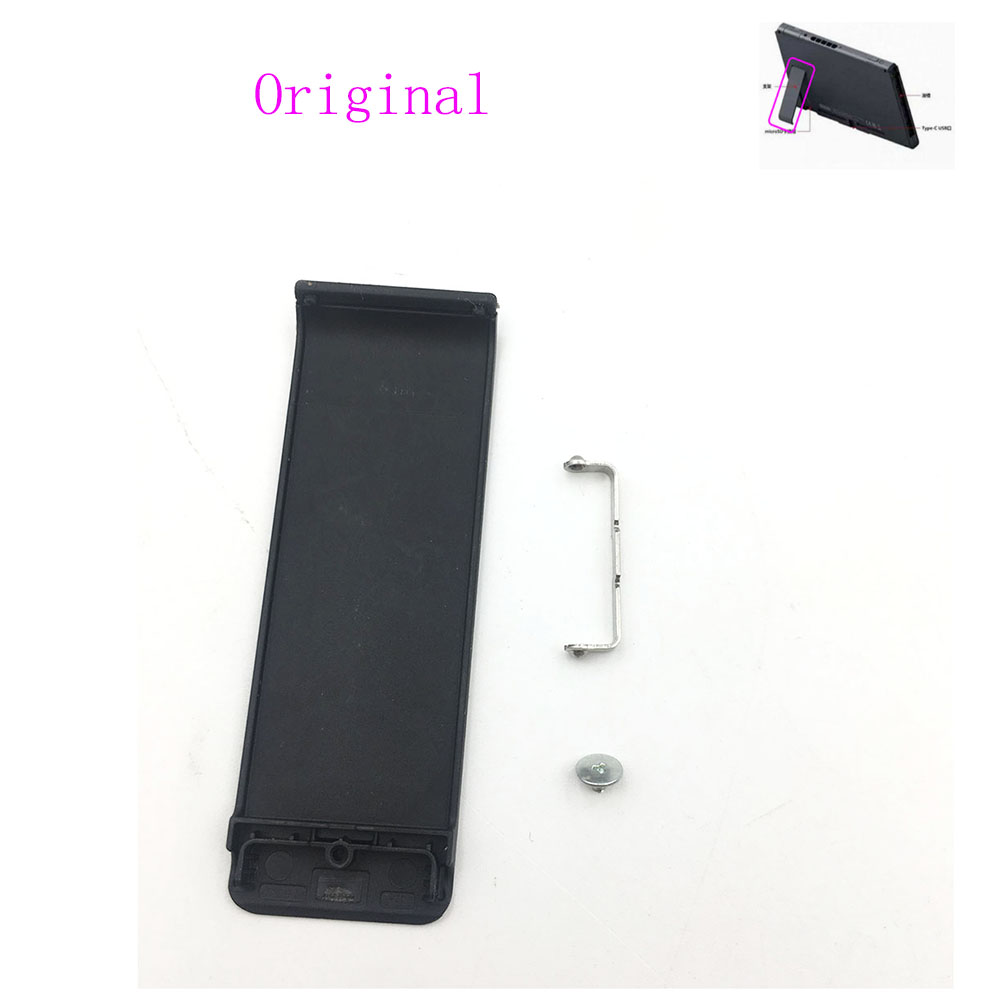 Original Repair Back Shell Support Bracket Stand For Nintendo Switch NS Game Console