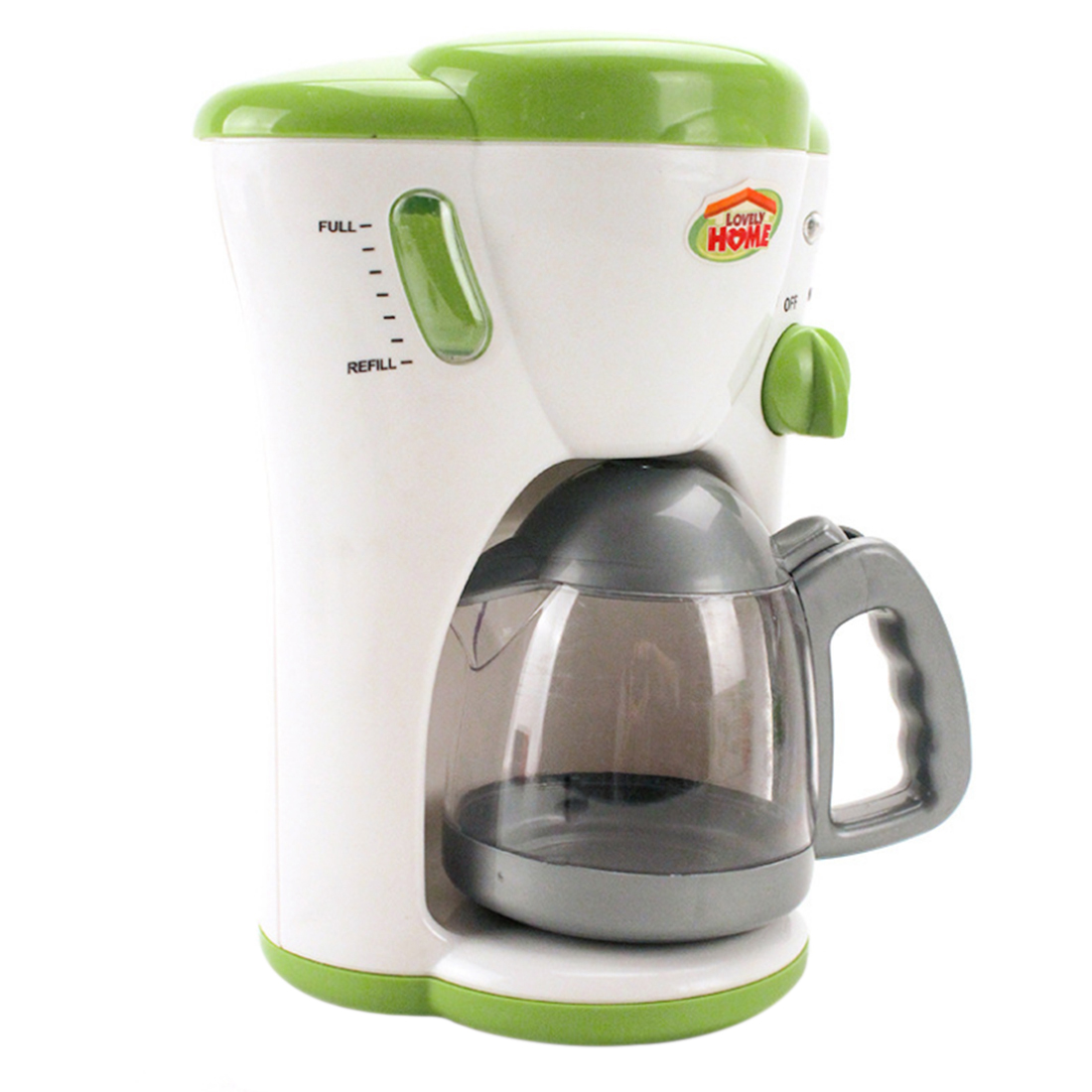 Children Kitchen Pretend Play Toy Household Coffee Maker Simulation Appliances Support Kid Learning Skill Set