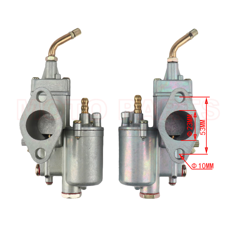 Carburateur double carburateur Carb 28mm pour K302 BMW M72 MT URAL K750 MW Dnepr