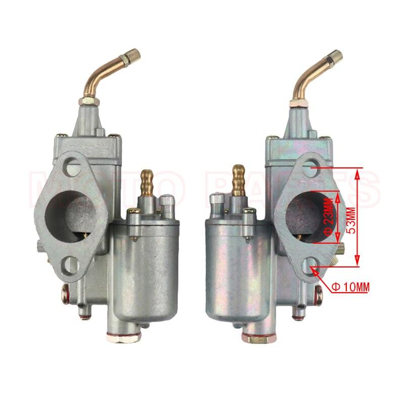 Carburateur double carburateur Carb 28mm pour K302 BMW M72 MT URAL K750 MW Dnepr