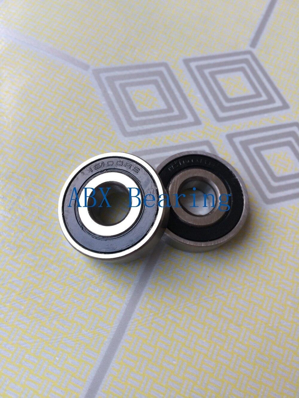 16100-2RS 16100 ball bearing 10x28x8mm bike wheels bottom bracket repair bearing motor bearing ABEC3 цены онлайн