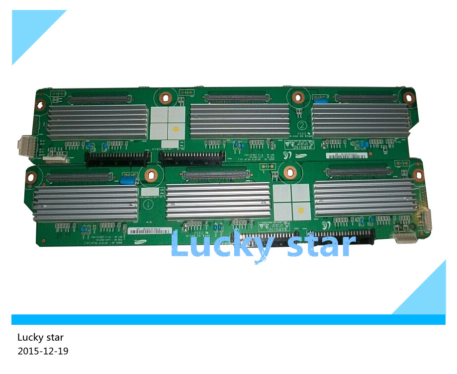 цены на A pair 95% new High-quality original for Panasonic board Buffer board iTV58928F LJ41-06574A LJ41-06571A good working в интернет-магазинах