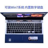 "ssd intel pentium n3520 P8-05 כחול 8G RAM 128g SSD Intel Pentium N3520 15.6"" מחשב מחברת המשחקים הנייד DVD הנהג HD מסך עסקים (5)"