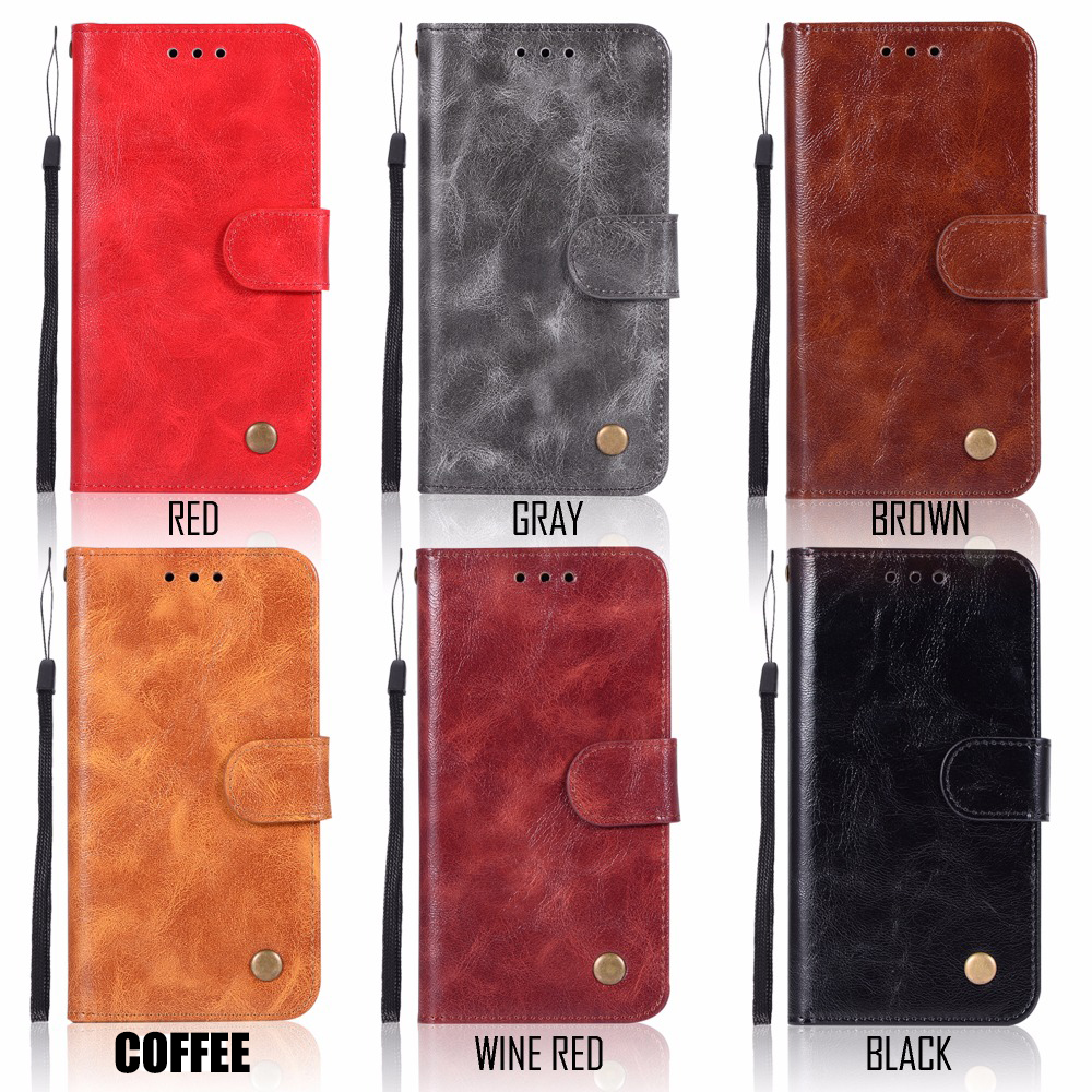 Flip-Wallet-Book-Phone-Case-Leather-PU-TPU-Cover-On-For-Xiaomi-Redmi-Note-4-4X