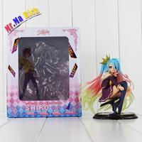 15 cm Giappone Anime No Gioco No Life Shiro Scala 1/7 Pre-dipinte Figura di Azione del Pvc Modello Toys Doll bambini Regali