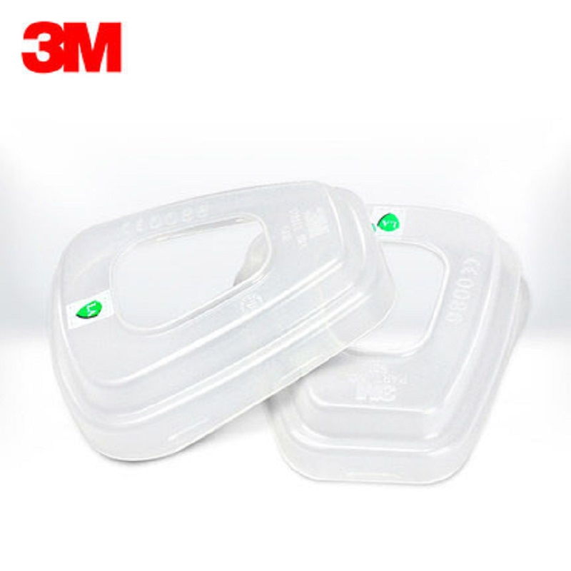 3M 501 Filter Cotton Cover Can Be Used To Fix 5N11 Filter Cotton With 6000 Series Cartridge