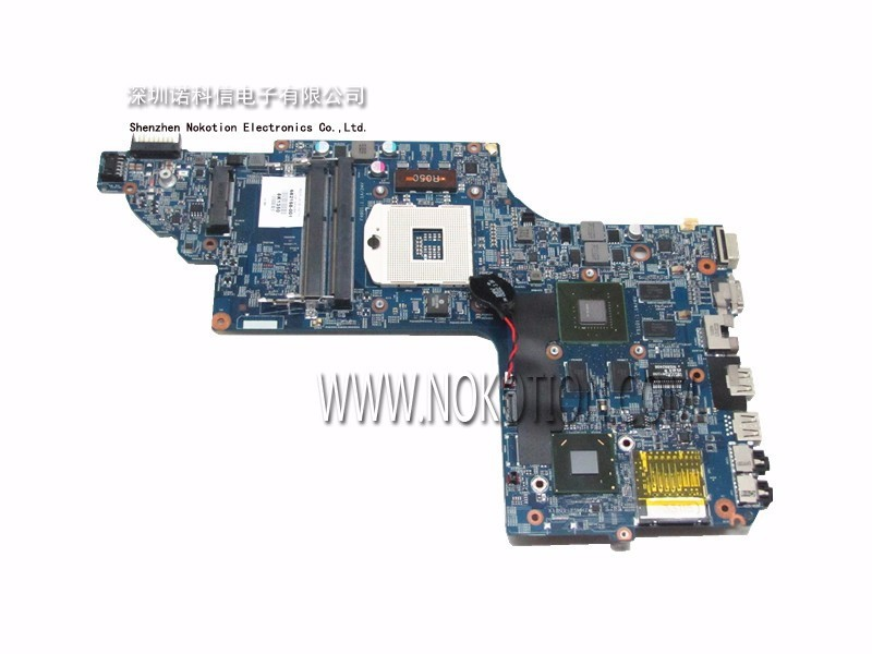 Подробнее о 682168-001 Free shipping laptop Motherboard For hp pavilion DV6-7000 with GT63OM/2G graphic card 100% tested fully 682168 001 free shipping laptop motherboard for hp pavilion dv6 7000 motherboard with gt63om 2g graphic card 100