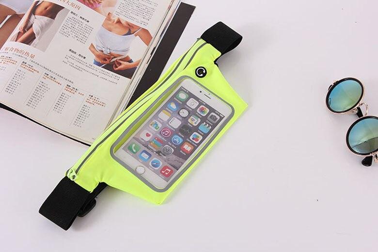 promo code 6b49f eaa29 Touch Screen Arm Band Waist Belt Waterproof Phone Pouch Cases Blackberry  Keyone Mercury,ASUS Zenfone Max ZC550KL,Pegasus 3S