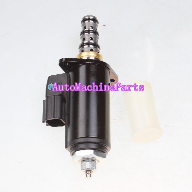 Solenoid YN35V00051F1 For Kobelco SK200-8 SK210-8 SK250-8 SK260LC-8 Free excavator solenoid valve yn35v00050f1 sk260lc 8 sk330 8 sk350 8