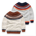New Arrival Boy Sweater Pullover Kids Top Quality Knitwear Baby Boys Fashion Design Winter Wool Sweater Children Clothing