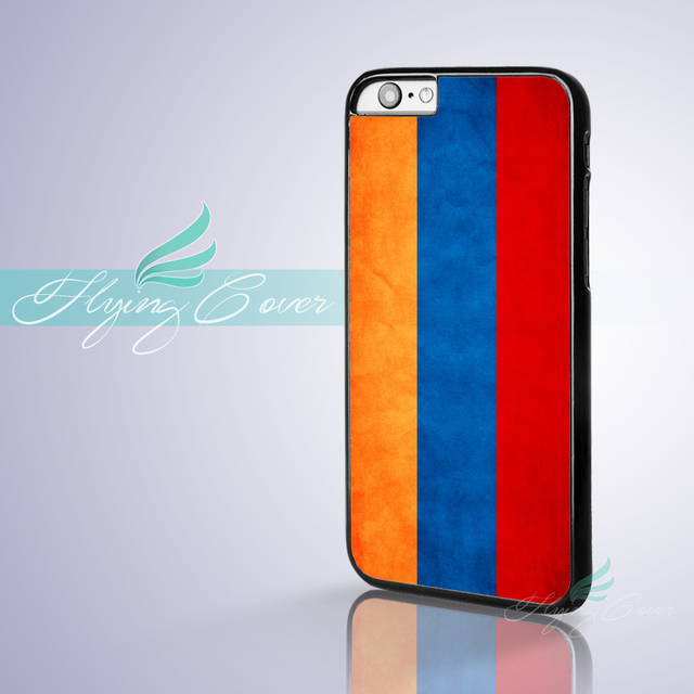 coque iphone 8 plus drapeau armenien