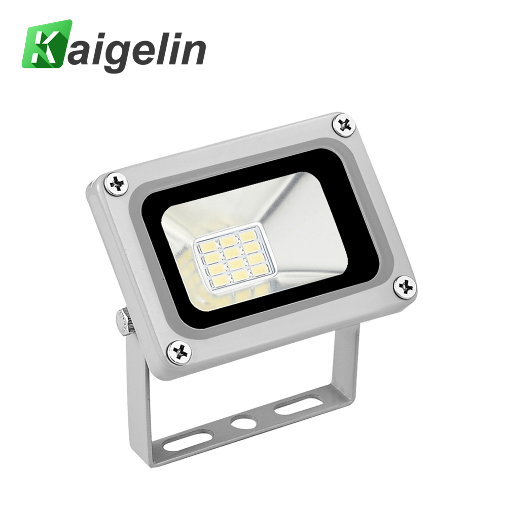 12V 10W Waterproof IP65 Refletor LED Flood Light Landscape Outdoor Lighting Lamp Square Garden Spotlights Floodlight ip65 waterproof floodlights 200w led flood light outdoor light refletor lamp 110v 220v garden lighting