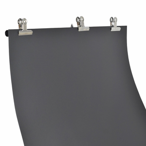Image 2 - 60x130 ซม.สีขาว/สีดำ PVC Anti Wrinkle Frosted / Glossy 2 in 1 ฉากหลังสำหรับ photo Studio การถ่ายภาพอุปกรณ์