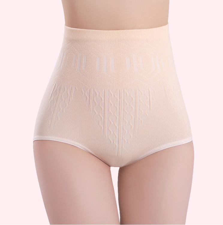Sexy Beauty High Waist Panties Women Hot Body Shaper Pants High Waist Fitness Slim Underwear Lady's Control Panty 1