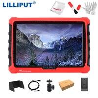 Lilliput A7S 7 дюймов на Камера поле монитор поддерживает 4 К HDMI Вход петли Выход 1920x1200 пикселей Разрешение для DSLR беззеркальных