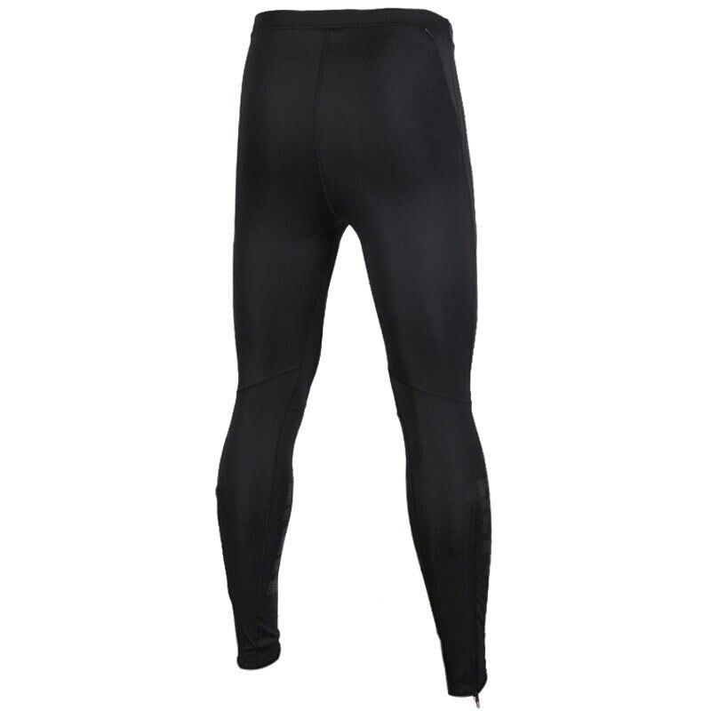 UTTER J6 hommes jaune impression Compression pantalon sport collants de course musculation Jogging Leggings Fitness Gym italie CVC tissu - 2