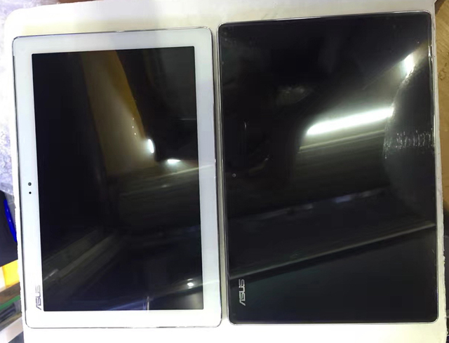 Piezas usadas para asus zenpad z300c z300 z300cg z300m p021 P023 Tablet PC Pantalla LCD Panel de la Pantalla Táctil con Digitalizador marco
