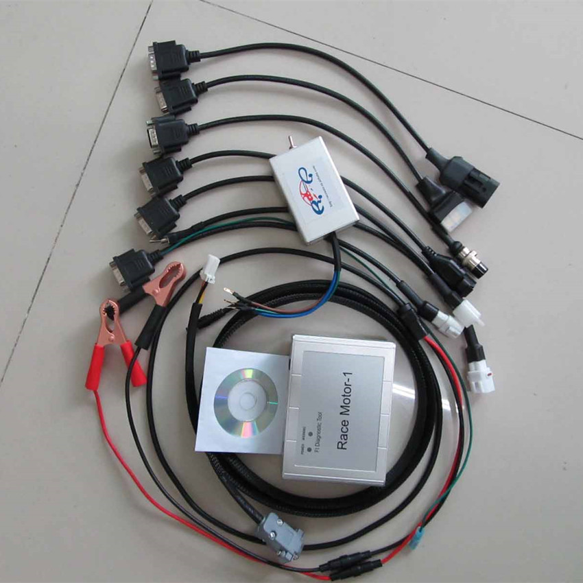 universal 7in1 motorcycle diagnosis for YAMAHA,SYM,KYMCO,HTF,PGO for honda motorcycle diagnostic scanner for suzuki