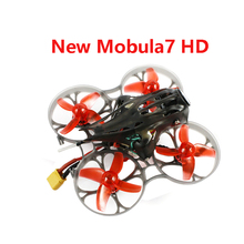 Happymodel Mobula7 HD 2-3 S 75 мм Crazybee F4 Pro BWhoop Mobula 7 FPV гоночный Дрон PNP с управлением от первого лица без контроллера w/CADDX черепаха V2 HD мини-передатчик FPV Камера