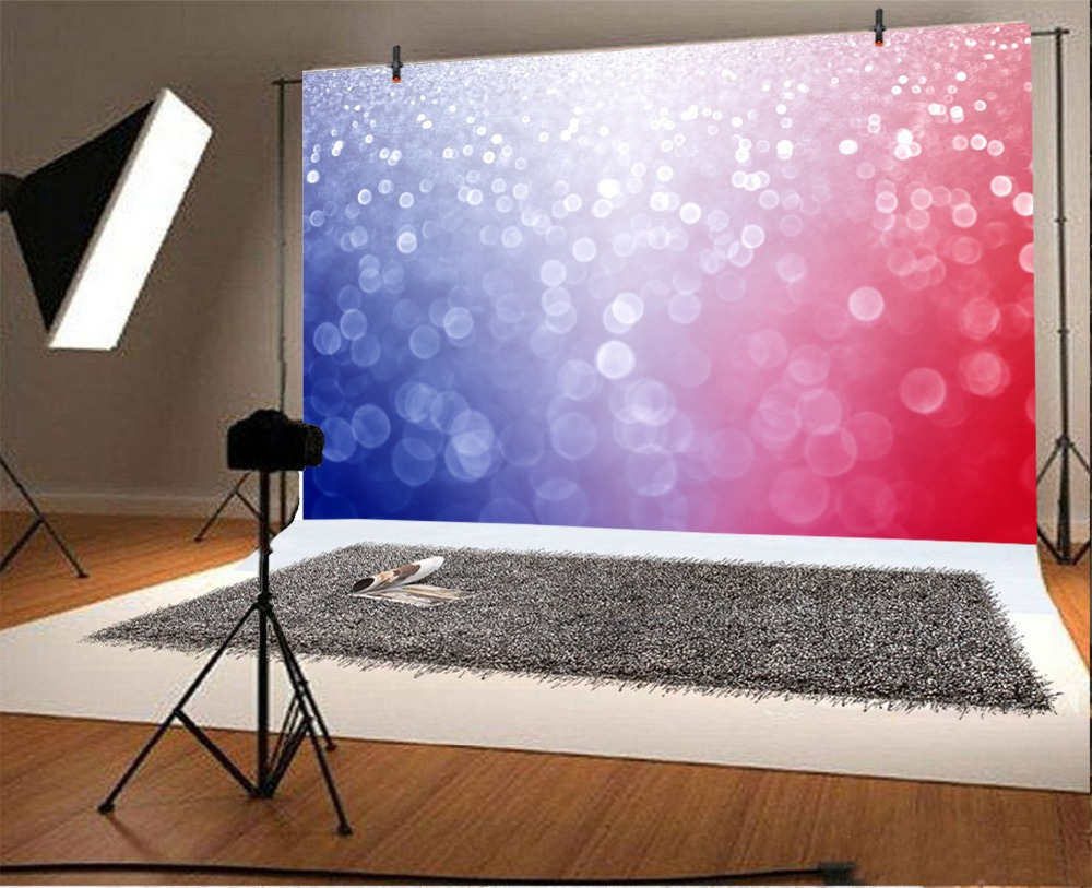 Laeacco Dreamy Glitter Polka Dots Light Bokeh Baby Newborn Portrait Photo Backgrounds Photography Backdrops For Photo Studio in Background from Consumer Electronics