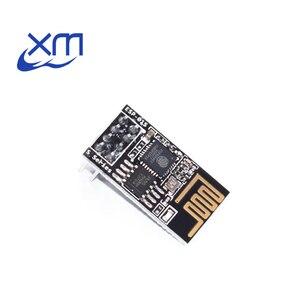 Image 1 - 10 adet ESP 01S ESP8266 seri WIFI modeli (ESP 01 güncelleme sürümü) orijinallik garantisi, İnternet şey