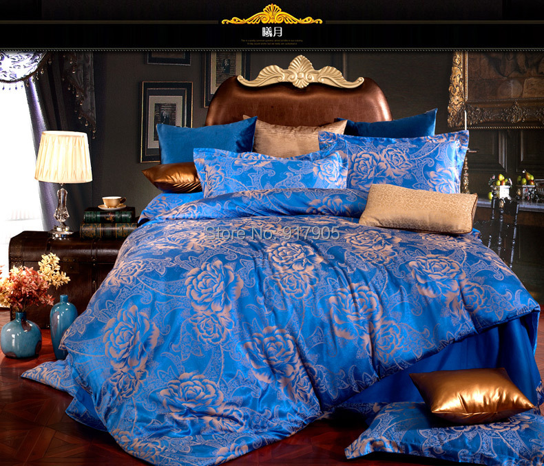 Bedding For A Blue Room