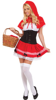 sex costumes for women Free Shipping Sexy Riding Hood Costume 3S1470 New Arrival Halloween Colplay dress