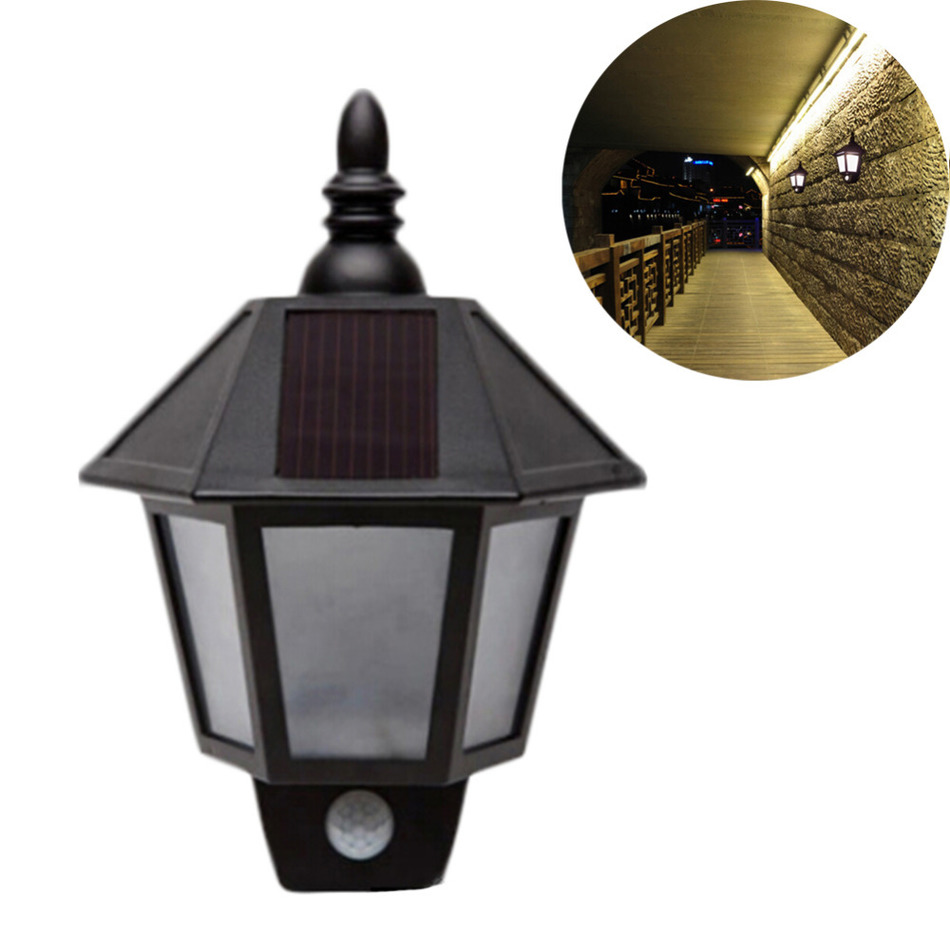 Outdoor Motion Detector Lights