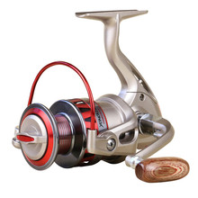 2016 New Product All-matel Spool Sea Spinning Fish Wheel 1000-7000 Compact Carp Reel Okuma Bait casting Strong Handle Form China