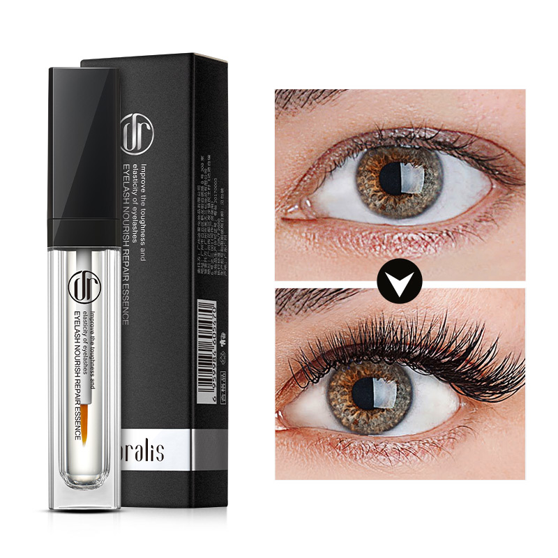 7ml Powerful Eyelash Growth Essence Effectively Strengthens Eyelash Roots Treatments Liquid Eye Lash Essence Curly Long Thick