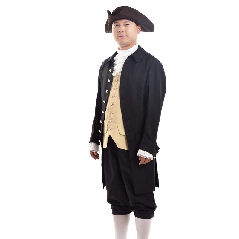 Colonial Revolution Costume