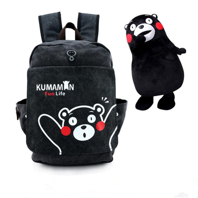 Аниме рюкзак Кумамон
