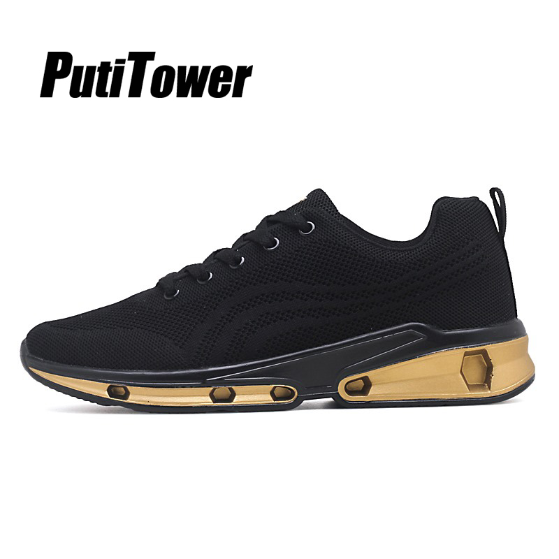 2018 Fashion Mens Shoes Casual Lace Up Sneaker High Quality Tenis Professional Trainers Chaussure Homme Zapatos De Los Hombres
