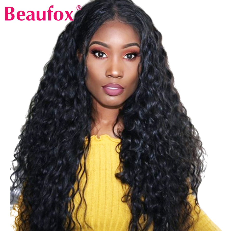 Brazilian Water Wave 360 Lace Frontal Wigs Lace Front