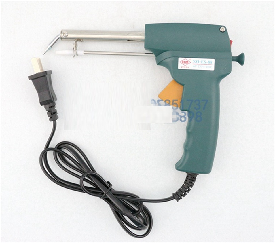 Free shipping 60w 100~480C Temperature Adjustable single Hand Automatic Send Tin Electric heating weld solder Soldering Iron gun high quality manual soldering gun electric gun type iron automatic soldering machine automatically send tin 60w