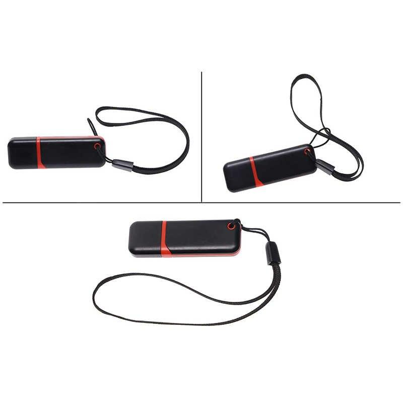 Ascromy 10 個手の手首電話用カメラ USB フラッシュドライブ Id バッジキーホルダー名タグ携帯電話ホルダー