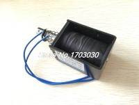 DC 12V Pull Type Sring Loaded Solenoid Electromagnet 20mm 8Kg RM 1683