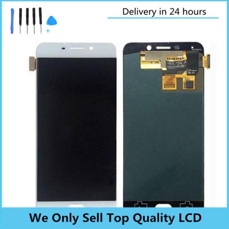 Для Oppo R9plus Мобильный телефон lcd Экран R9plus Touch Экран планшета Бесплатная доставка с инструментами