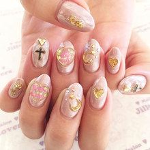 Japanese cupid reviews online shopping japanese cupid reviews on 10pcslot japanese type nail art cat cupid cross bow tie moon series metal alloy prinsesfo Images