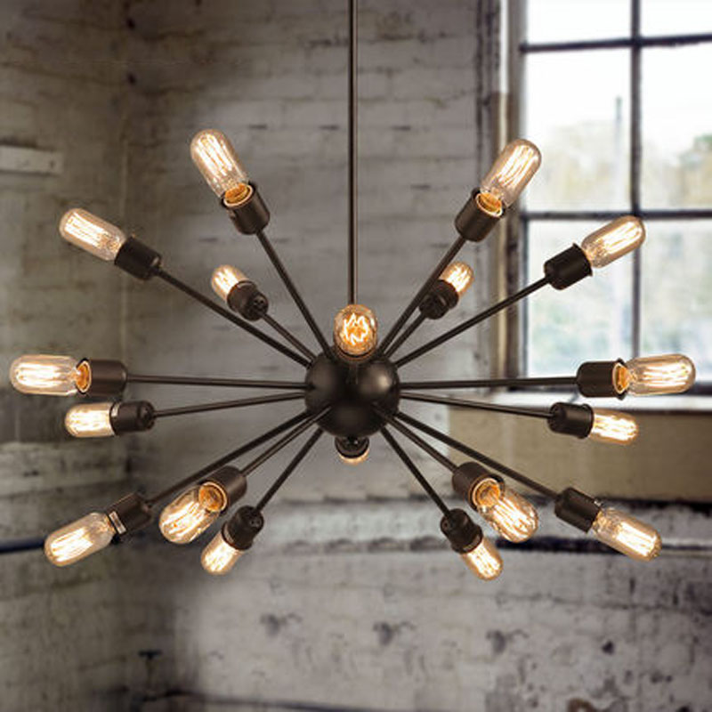 Aliexpress Buy Modern Nordic Industrial Edison Chandelier – Modern Industrial Chandelier